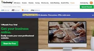 Godaddy Website Templates Enchanting Design A Website On Godaddy Angelbackup