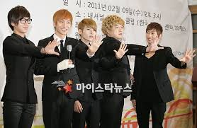 Gaon Chart 2011 Super Junior Awarded With Best Selling Album At The 2010