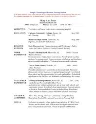 Rn Resume Templates Adorable Resume Templates For Nursing Jobs Updated Professional Rn Resume