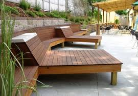 Small Picture Bench Contemporary Outdoor Bench Amazing Modern Garden Bench