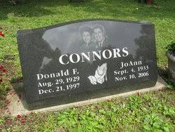 JoAnn Burgio Connors (1933-2006) - Find A Grave Memorial