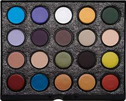 F/X Shades <b>20 Color</b> Rubber Mask Grease RMG <b>Makeup</b> Palette ...
