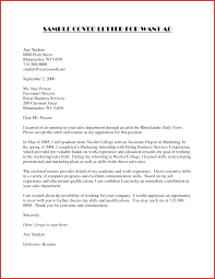 Example Of Application Letter For Working Student Creative