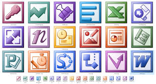 Office 2003 Microsoft Office 2003 All Icons Hd By Master Bit On Deviantart