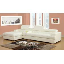 Living Room Furniture Ct Furniture Of America Floria Console In White Cm6122wh Ct