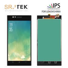 For LENOVO k900 LCD Display ...