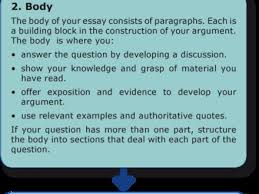 structure of an essay ppt the analytical essay powerpoint writing your essay unsw current students