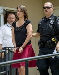 - Handcuffed In Court golfclub Woman