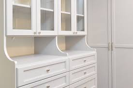 two hutches are better than one for extra custom closet storage
