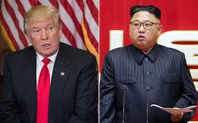 Image result for Trump/kim Jong un