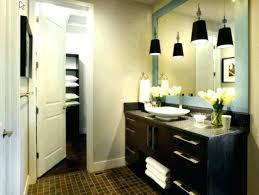 Bathroom And Walk In Closet Designs Impressive Decoration