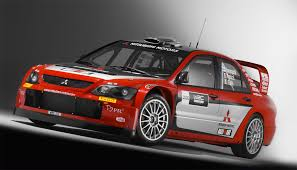 2005 mitsubishi lancer wrc05 history pictures value auction s research and news