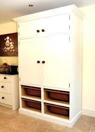 free standing kitchen cupboards enchanting pantry cabinet your home concept for