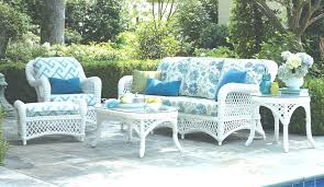 wicker patio furniture. Contemporary Resin Wicker Patio Furniture Elegant White House Design Plan
