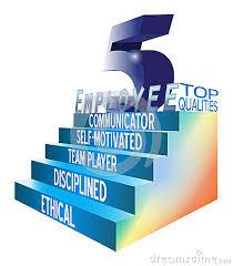 bad and good employee practice business concept stock vector  bad and good employee practice business concept stock vector image 67443361