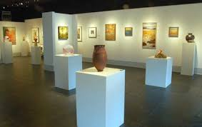 69 best Art gallery interiors images on Pinterest | Exhibitions, Industrial  and Knight