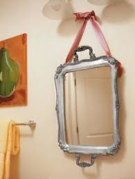 Decorating With Silver Trays how to hang platters on the wall Walls Room and Decorating 38