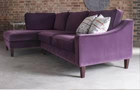 hilary contemporary chaise sofa