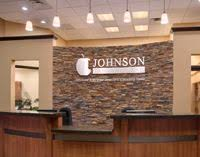 dental office decor. lettering on wall which is made out of stones dental office decordental decor n