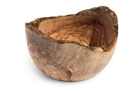 rustic wooden bowls rustic olive wood bowl best rustic wood bowls s on wanelo natural wooden