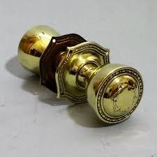item image vintage reclaimed brass door