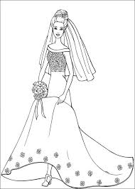 Small Picture Barbie Dress Up Coloring Pages Coloring Pages