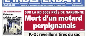 pour nos abonnés numériques la version en ligne du journal numérique lindependant fr