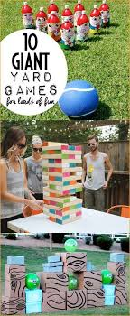 Small Picture The 25 best Diy games ideas on Pinterest Crafty games Garden