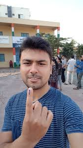 Arvind Limbavali On Twitter I Voted With My Wife Smt Manjula And