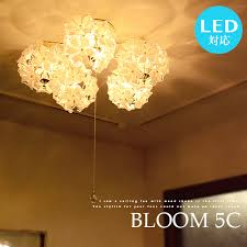 bloom ceiling lights led light bulbs for pendant light pulls itch fl shade plumeria natural plumeria