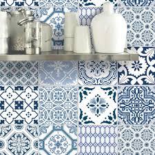Kitchen Tile Decals Stickers Wall Tile Sticker Kitchen Bathroom Decorative Decal Patchwork