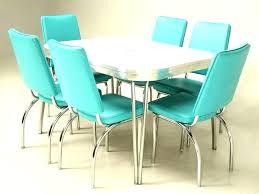 retro kitchen table and chairs canada retro table and chairs retro chrome kitchen table kitchen cute