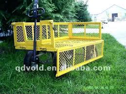 garden cart plans. Lowes Garden Carts Wagon Plans Free Cart Yellow .
