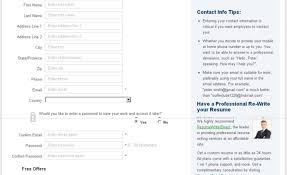 Free Resume Builder Reviews Jobtabs Free Resume Builder Reviews Dadajius 44