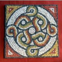 Roman Kit - Interwoven Hearts with Looped Ends