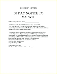Free Eviction Notice Template Sample Eviction Notice Form Top Blank Eviction Notice Form Conversationcreation Com