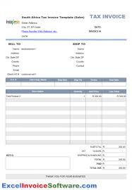 Invoice Format Extraordinary Download Now Vat Invoice Format In Excel South Africa Tax Invoice