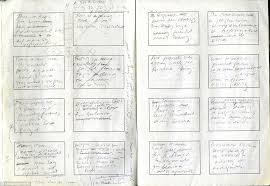 notes and diagrams show how famous authors including j k rowling  thinking ahead part of jennifer egan s plan for her short story black box