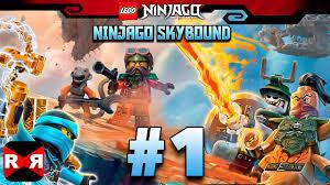 LEGO Ninjago: Skybound (By LEGO Systems) - iOS / Android - Walkthrough  Gameplay Part 1 - YouTube