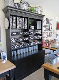 Sewing Room Storage Cabinets Sew Many Ways Space Saving Ironing Board Ideas And More