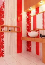 Dark Red Bathroom Pink Bathroom Decor Pendant Light Dark Marble Floating Vanity Sink