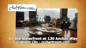 Chart Room Crescent City Dining Out In Northwest Chart Room Crescent City Ca