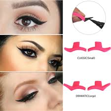 details about cat eye eyeliner st style eyeshadow cosmetic easy to makeup wing tools eye li