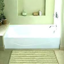 acrylic tub cleaner bathtub installing cleaners kohler