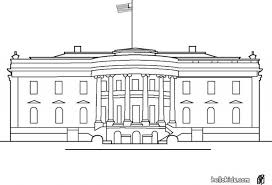 Small Picture The United States Symbols Coloring Pages White House Coloring