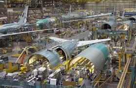 aircraft manufacturing companies