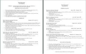 Sample Resume For Electronics Technician Electronic Technician Resume Electronics Samples United States
