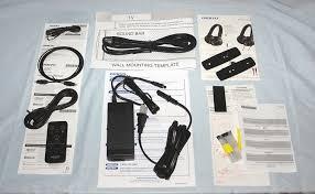 onkyo soundbar. onkyo envision cinema ls-b50 sound bar system - accessories/documentation soundbar
