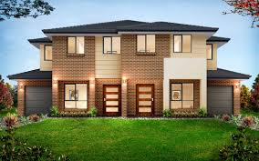 Small Picture Duplex Home Designs Perth Home Design And Style Triplex Plans