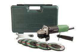 hitachi g12sr4. hitachi g12sr4 6.2-amp 4-1/2-inch angle grinder with 5 abrasive wheels: amazon.ca: tools \u0026 home improvement g12sr4
